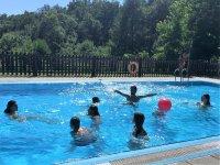 Juegos acuaticos