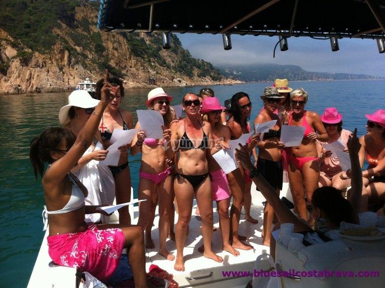 Bluesail Partyboat假期