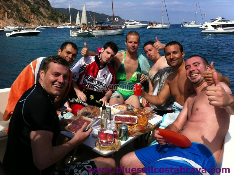 Stag party in Girona, LLoret, Blanes, Tossa de mar
