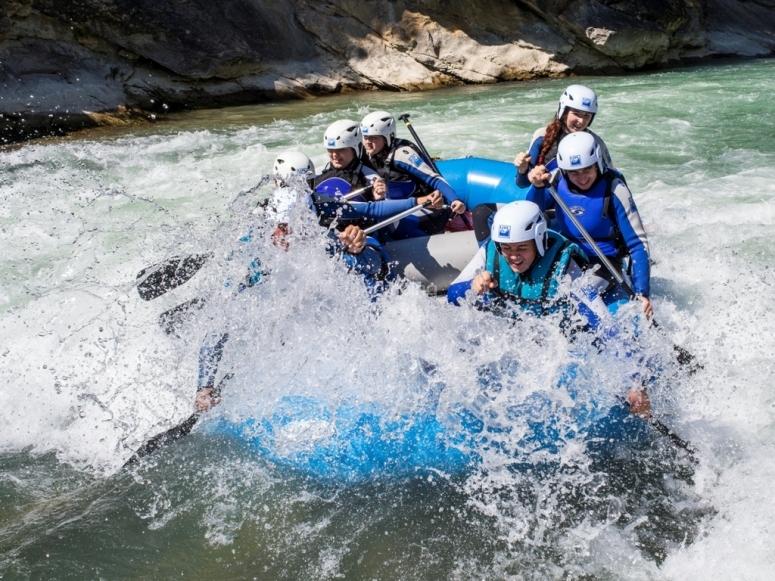 Descenso en Rafting en Murillo
