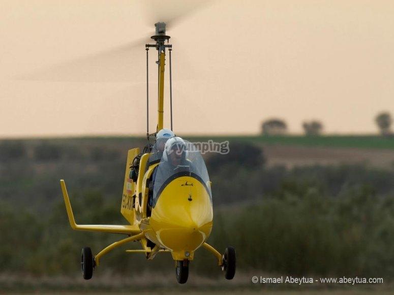 飞机和直升机混合