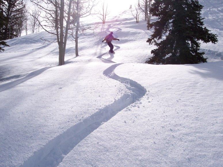 单板滑雪设备