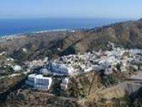 Mojácar, el paisaje perfecto desde el aire