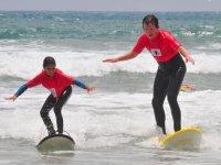 Surf para diferentes edades