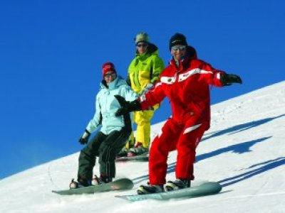 Fuentes de Invierno Snowboard