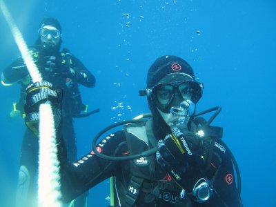 Curso de buceo Advanced Open Water Diver