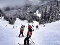 团体滑雪课程