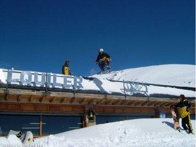 Escuela de Esqui y Snowboard La Calgosa Snowboard