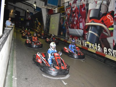 Karting Sprint Race en Barcelona