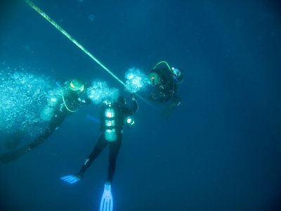 潜水长潜水课程