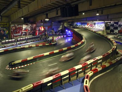 Karting Mini Sprint Race Barcelona