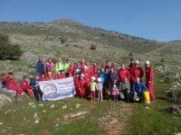 Expedicion con los peques en Priego de Cordoba