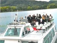 Eventos en barco