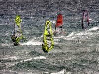 Competiciones de windsurf