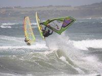 Competiciones de windsurf en Girona