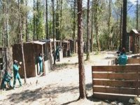 Campo paintball a Can Xargay