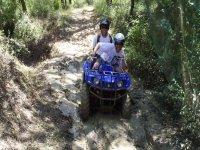 Rutas en quad en Girona