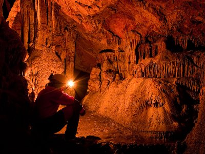 Speleology in Mallorca 4 hours