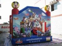 Disney 5x4