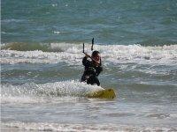 Kitesurfing in Huelva