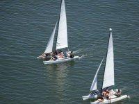 Sailing in Huelva