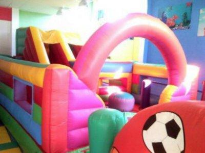 Juegos parque infantil en Sanlúcar la Mayor 90 min