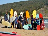 Surfistas de viaje