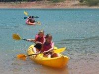 Two-sea kayak trips