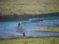 Kayaks en Jaén