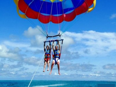 Water Sports Santa Pola Parascending