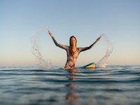 冲浪板的乐趣