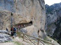 Escursioni attraverso i tunnel