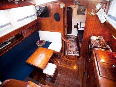 PC sailboat + snorkel from Ibiza to Formentera