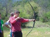 Archery in Cazorla