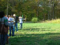 Group competitions in archery