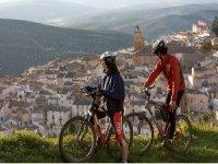 Disfruta de Cazorla en bicicleta