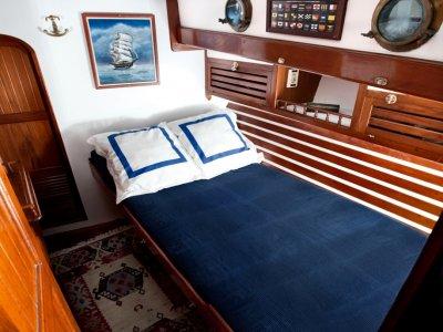 PC a vela + Snorkel da Ibiza a Formentera 6 giorni