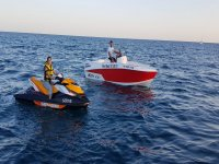 Moto e barca senza patente