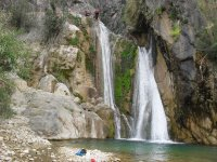 Canyoning delle cascate