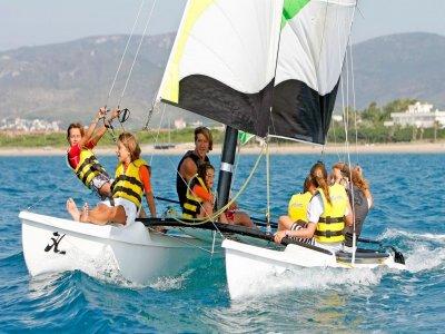 与Gavà的教练一起航行,1小时