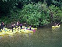 Noleggio canoa nel Sella