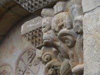 Detalle de la Iglesia Artaiz