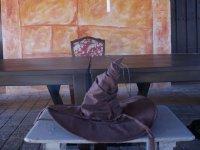 el sombrero de harry potter