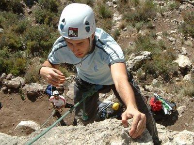 Mamut Sierra Nevada Escalada