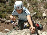 Initiation Climbing Sports