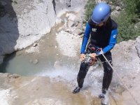 Practice canyoning in Asturias