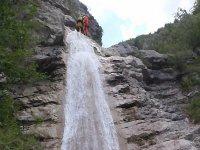 Salta nelle cascate