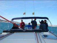 pleasure boat course