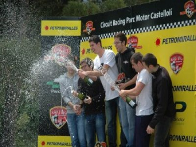Special Formula 1 Grand Prix of karting, Barcelona