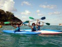圣塞巴斯蒂安皮划艇课程